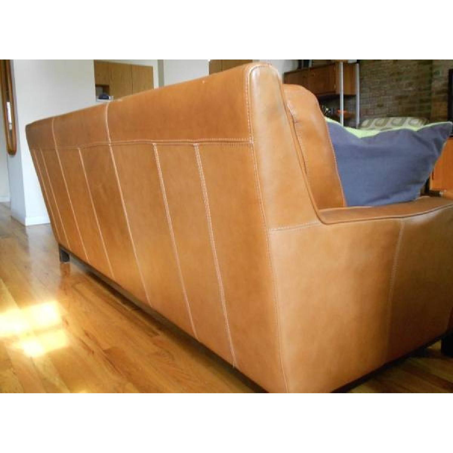 Leather Couch - image-2
