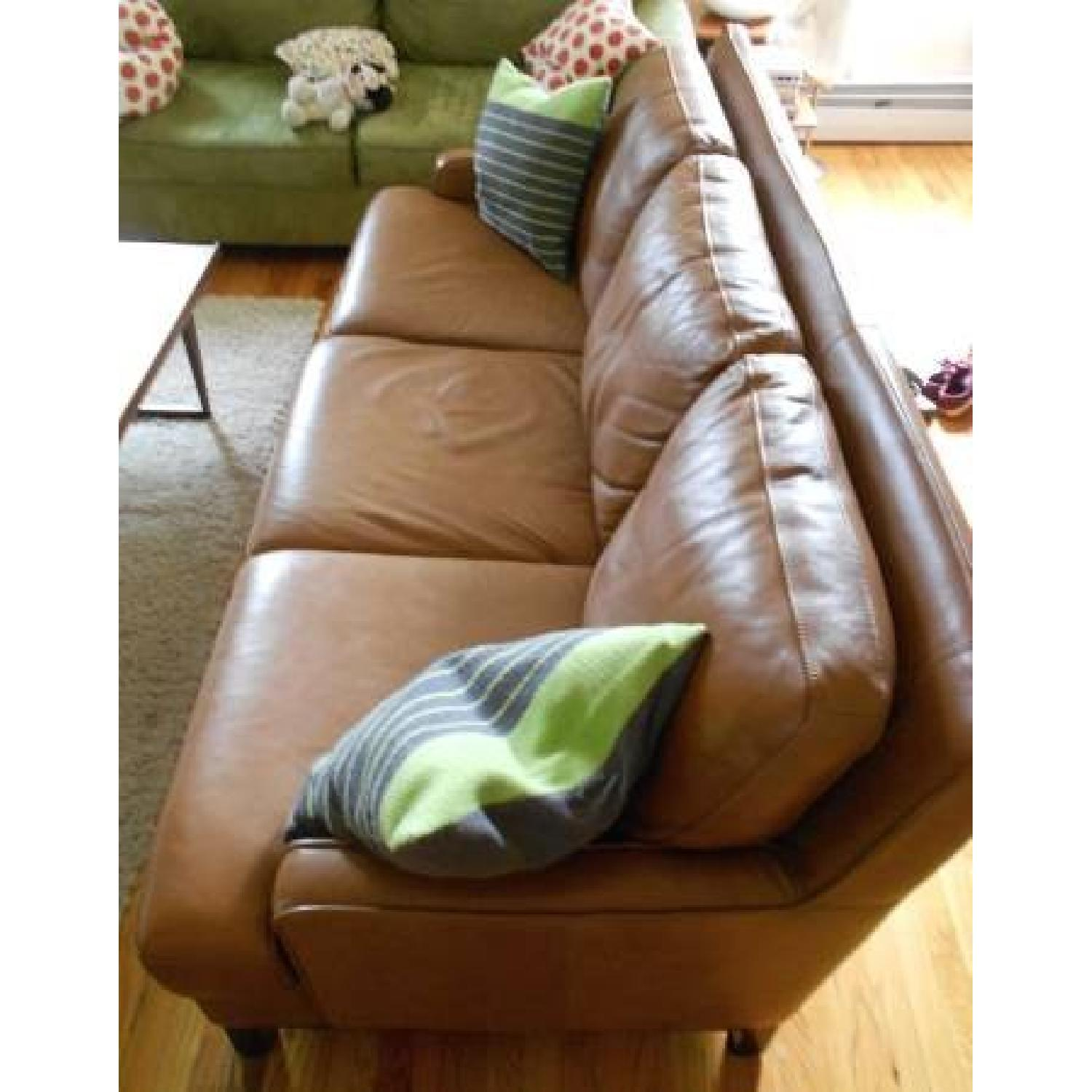 Leather Couch - image-3