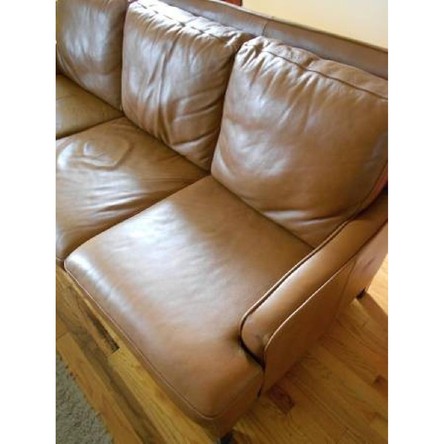 Leather Couch - image-4