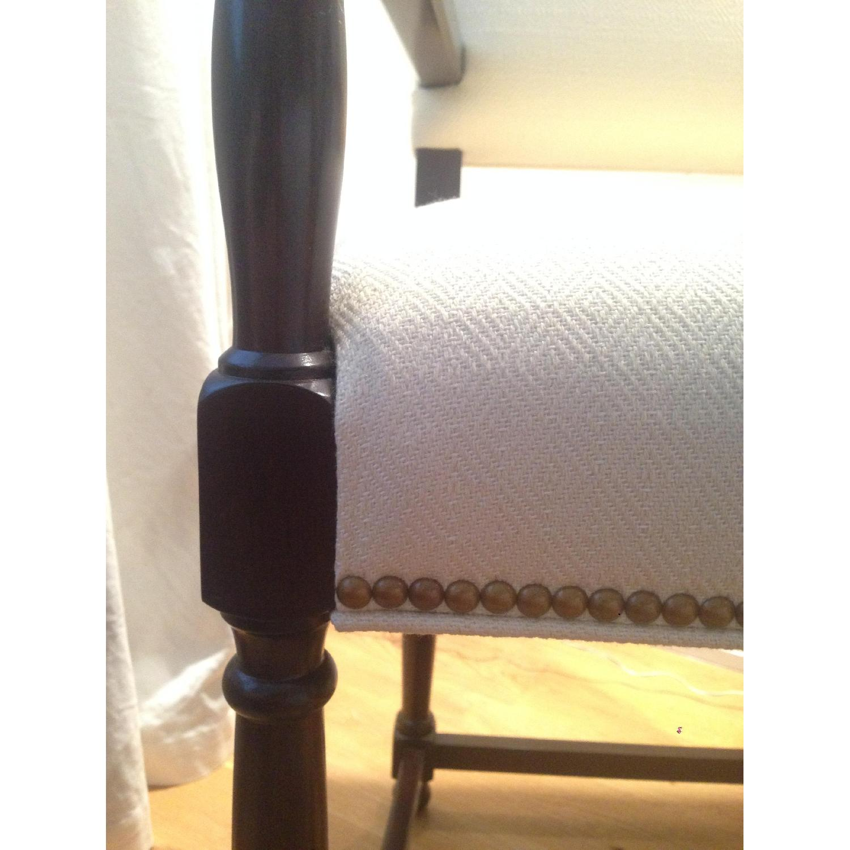 Custom David Kleinberg Stool/Accent Chair - image-3
