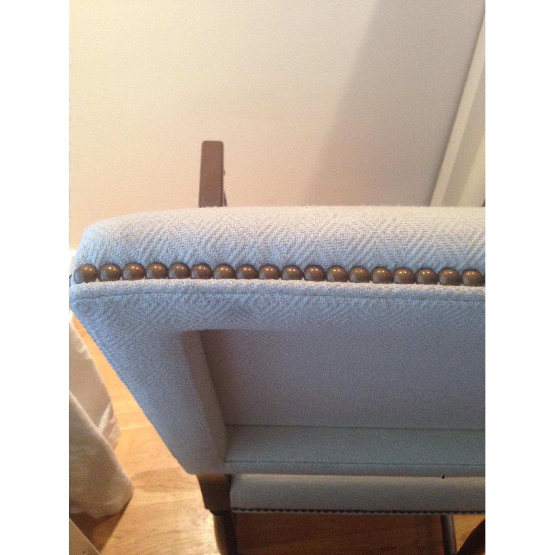Custom David Kleinberg Stool/Accent Chair - image-6