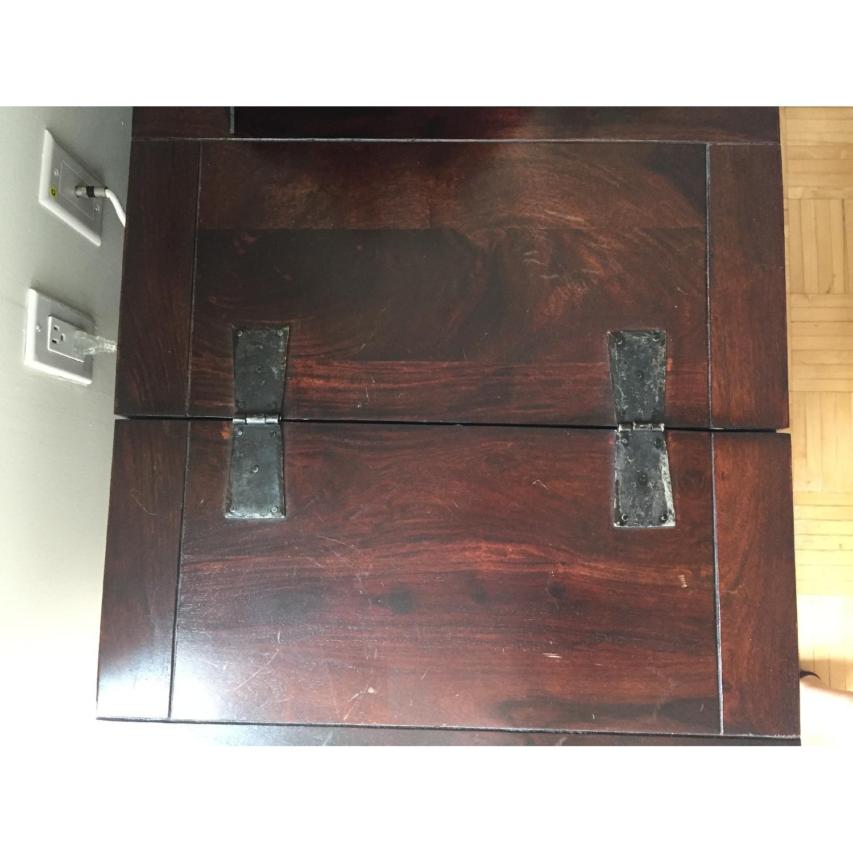 Crate & Barrel Tucker Side Trunk - image-7