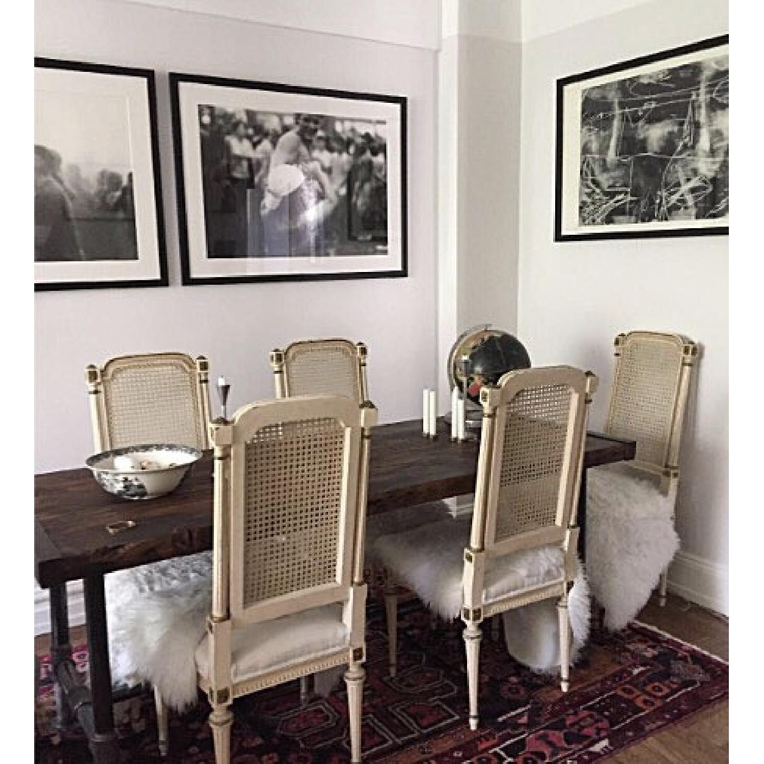 Antique French Traditional Dining Chairs - image-1