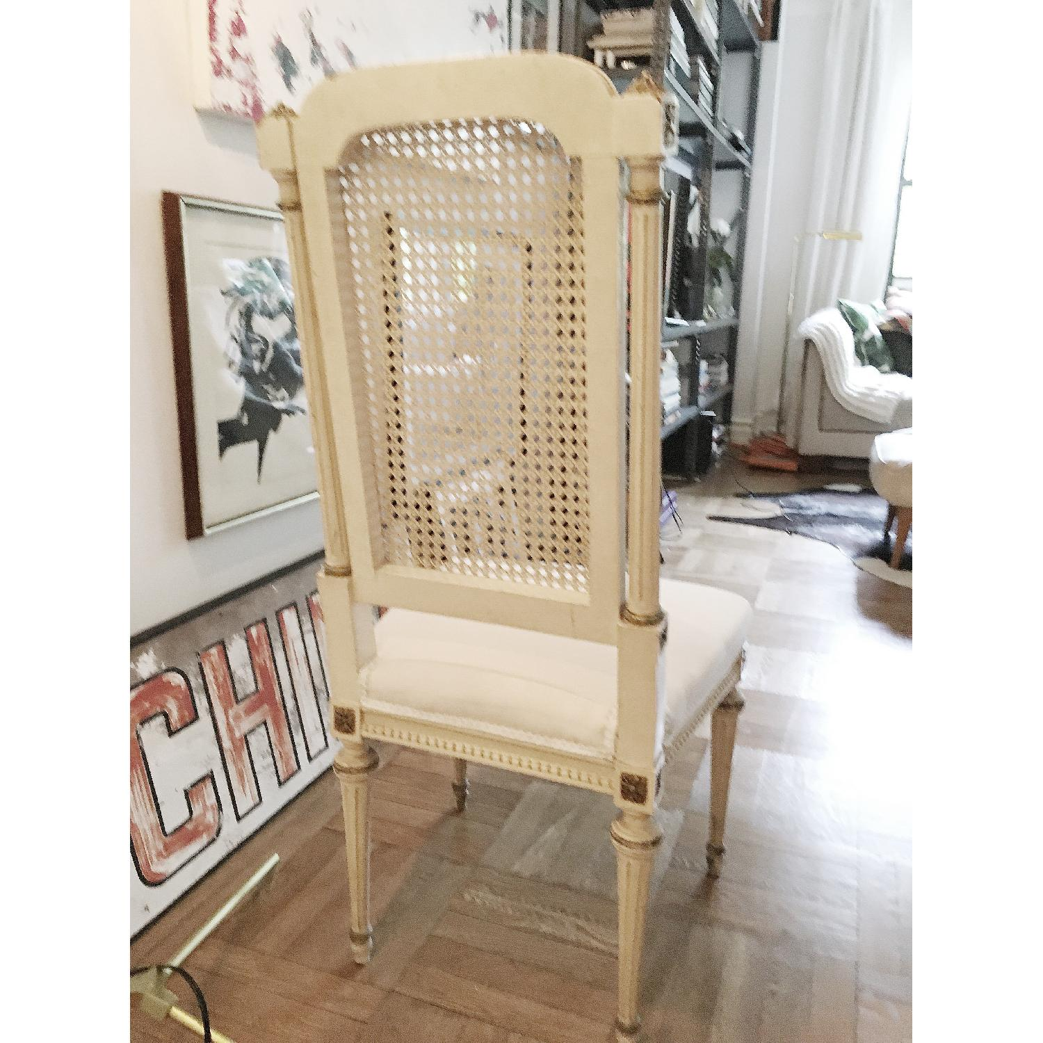 Antique French Traditional Dining Chairs - image-2