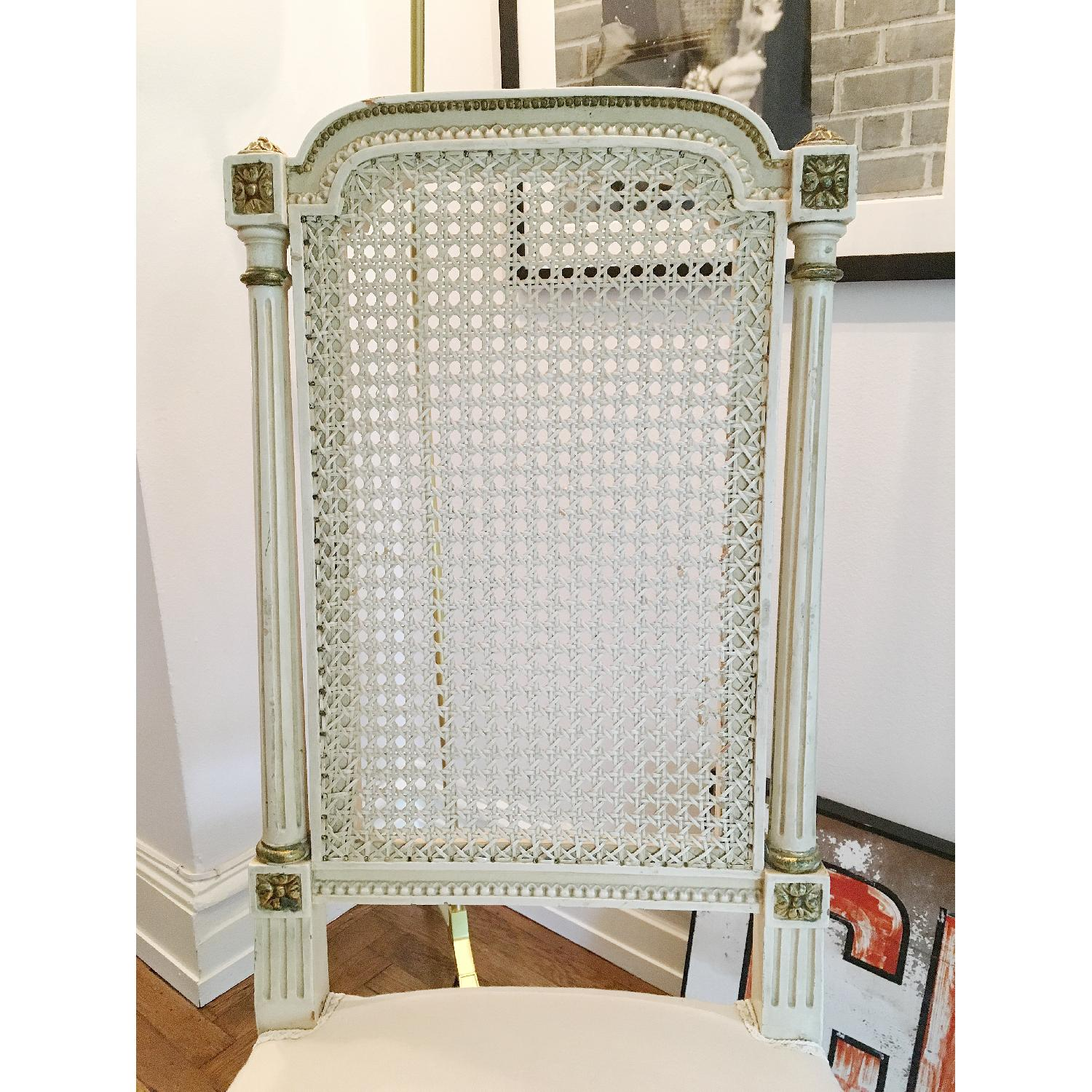 Antique French Traditional Dining Chairs - image-5