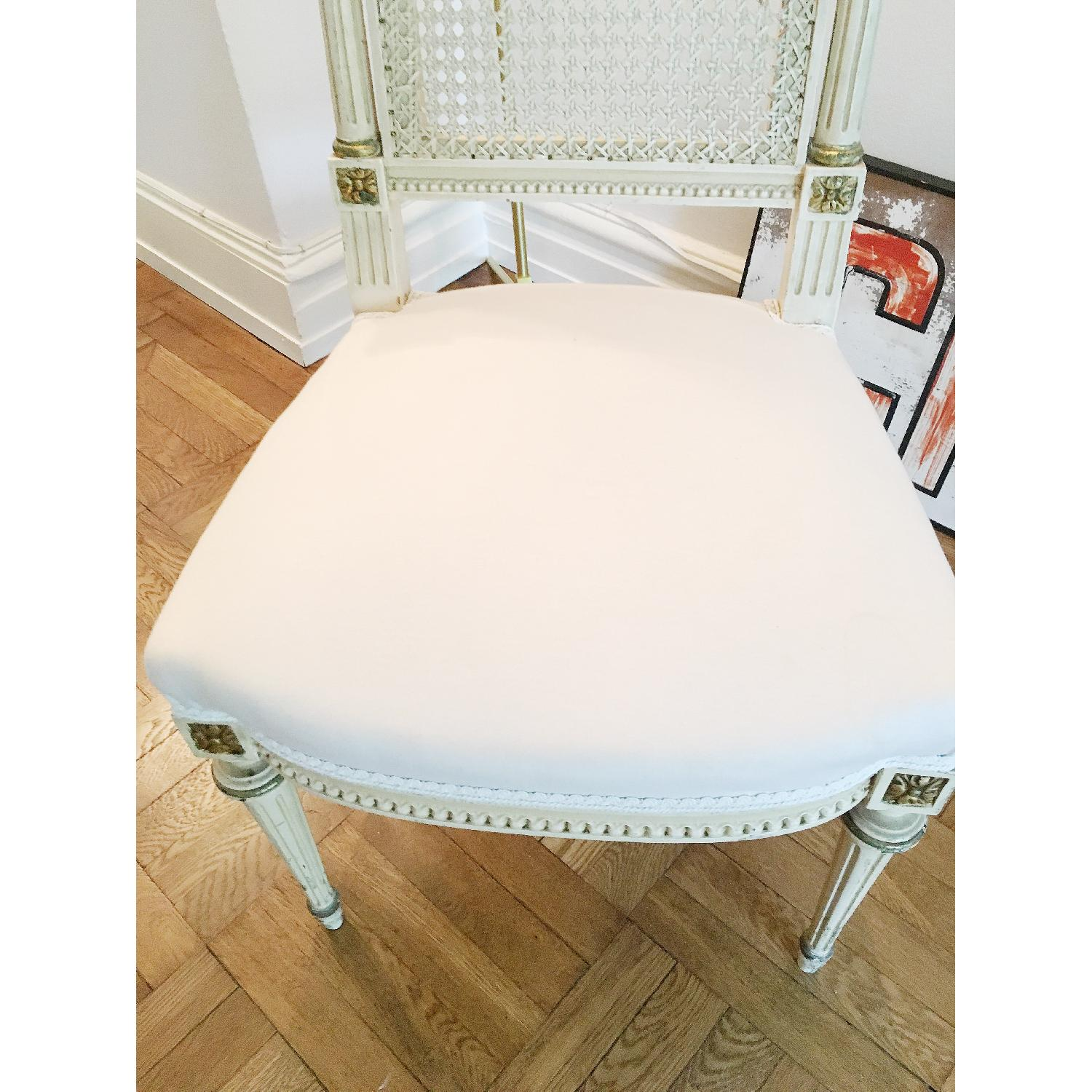 Antique French Traditional Dining Chairs - image-6