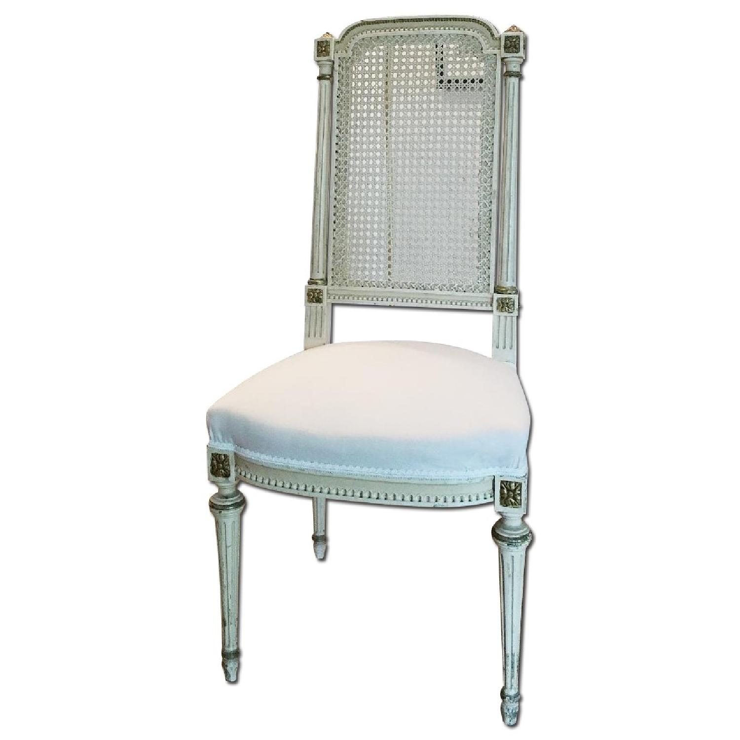 Antique French Traditional Dining Chairs - image-0