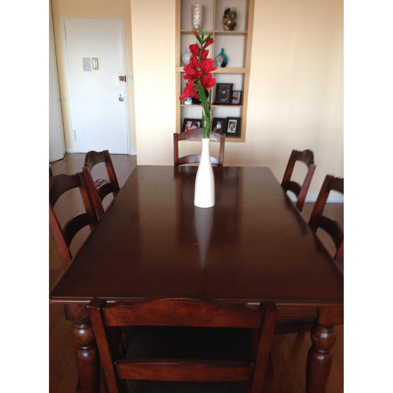 JC Penney 7 Piece Dining Set - image-1
