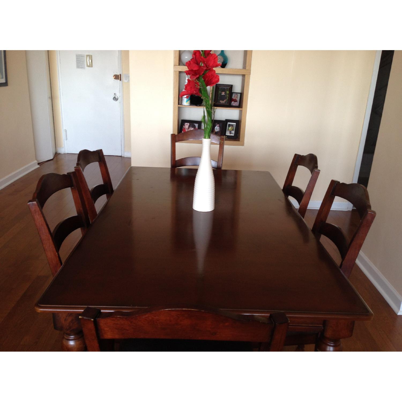 JC Penney 7 Piece Dining Set - image-2