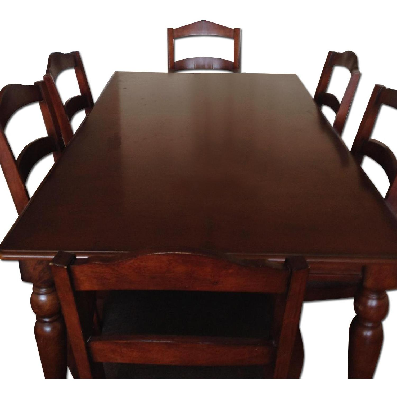 JC Penney 7 Piece Dining Set - image-0