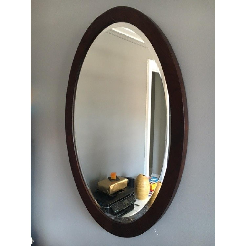 Crate & Barrel Wall Mirror - image-1