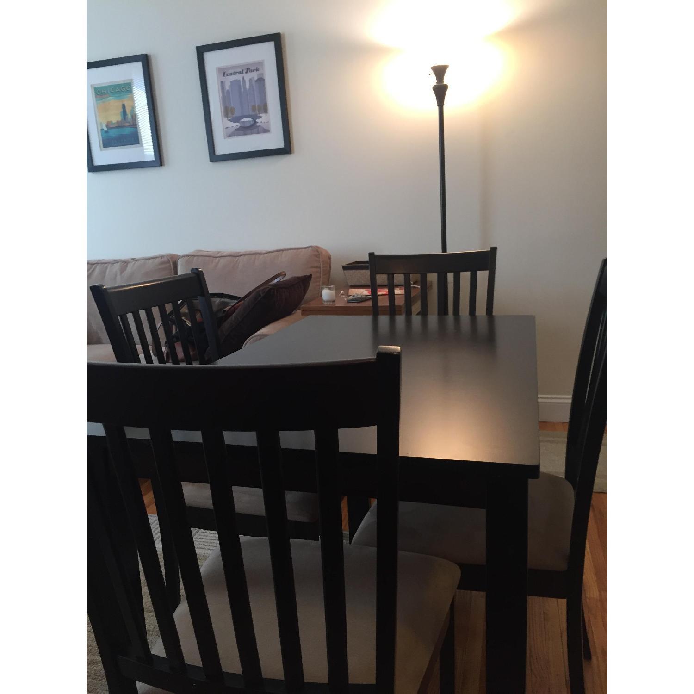 5 Piece Cappuccino Dining Set - image-3
