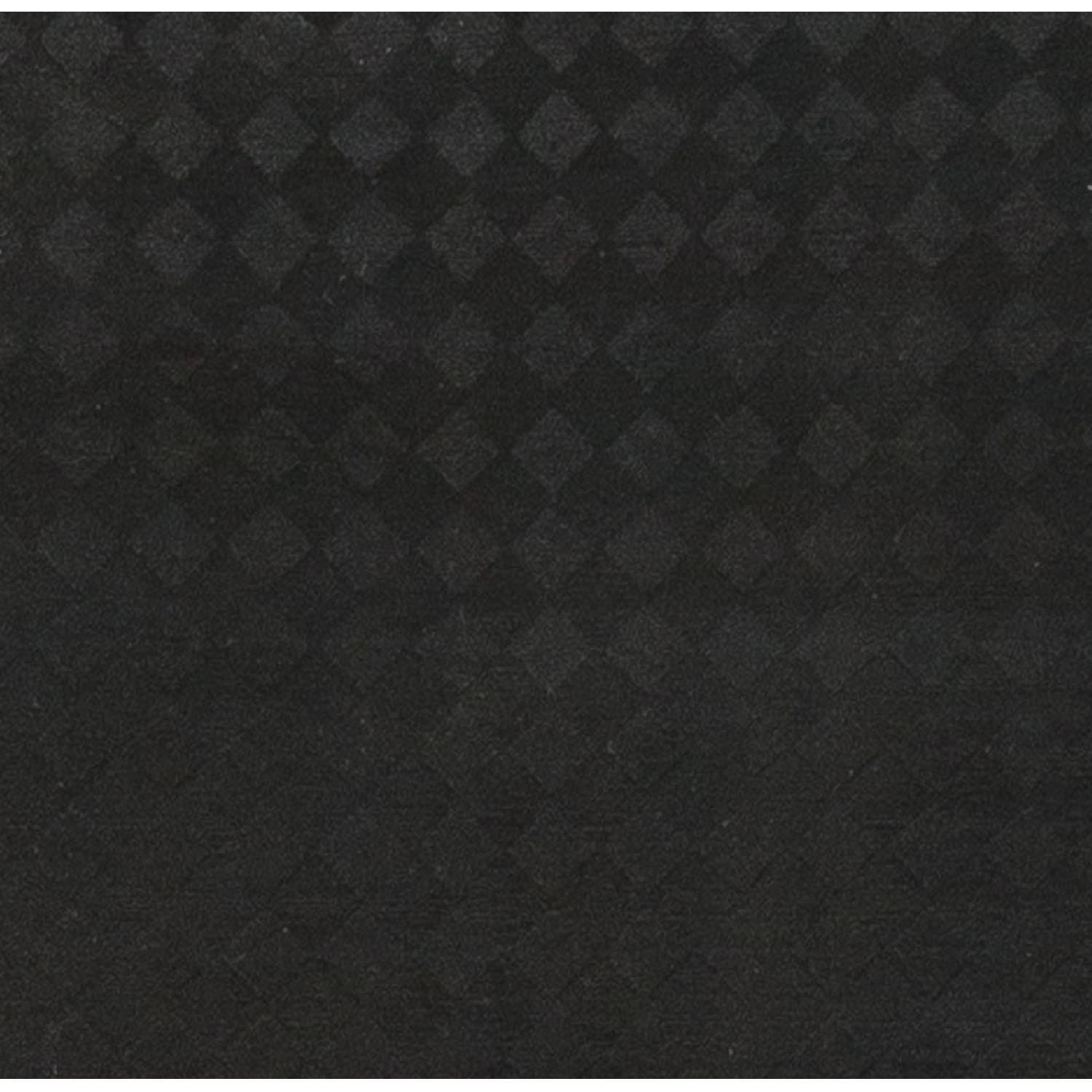 Modern Contemporary Hand Knotted Wool Rug in Black/Gold - image-1