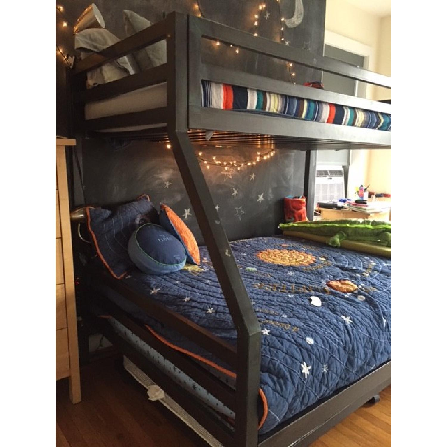 Room & Board Bunk Beds w/ Trundle - image-2
