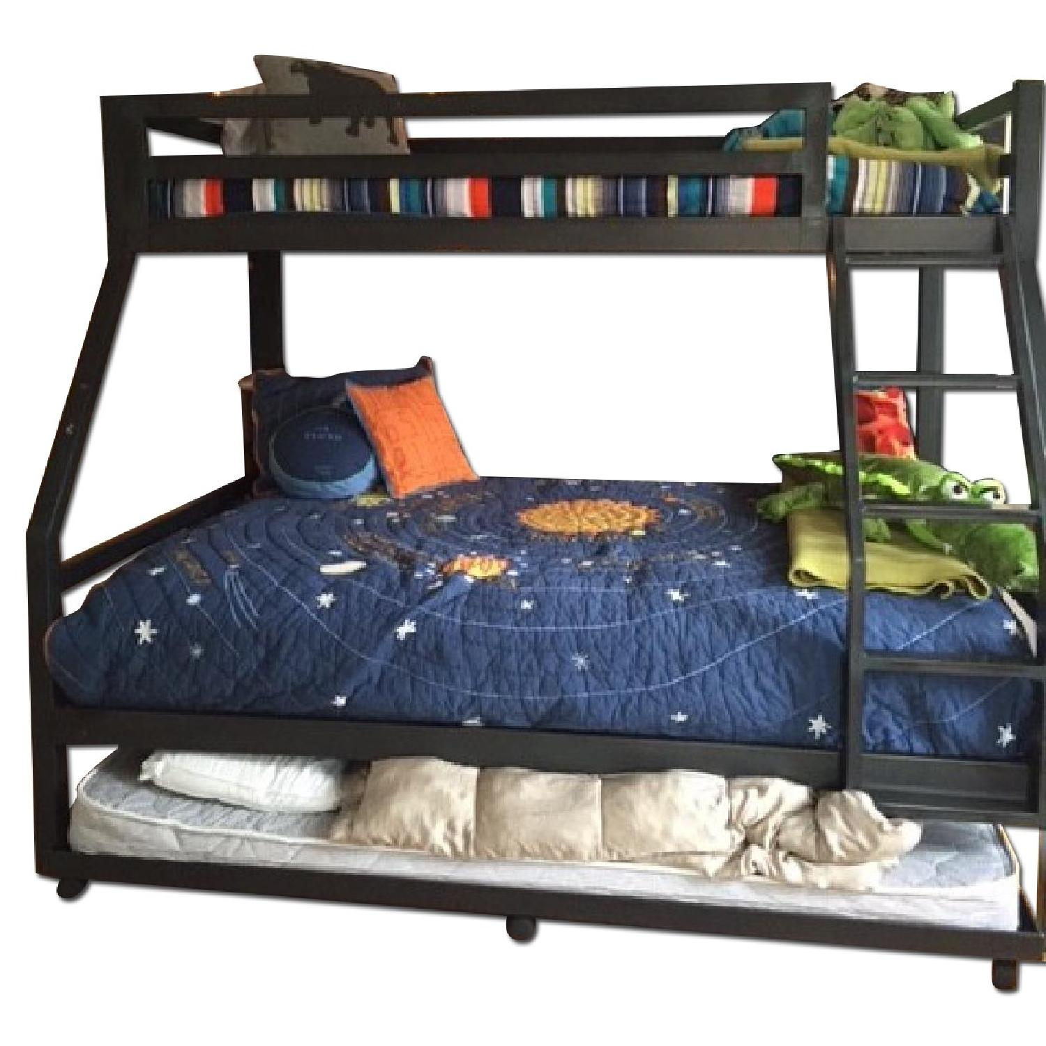 Room & Board Bunk Beds w/ Trundle - image-0