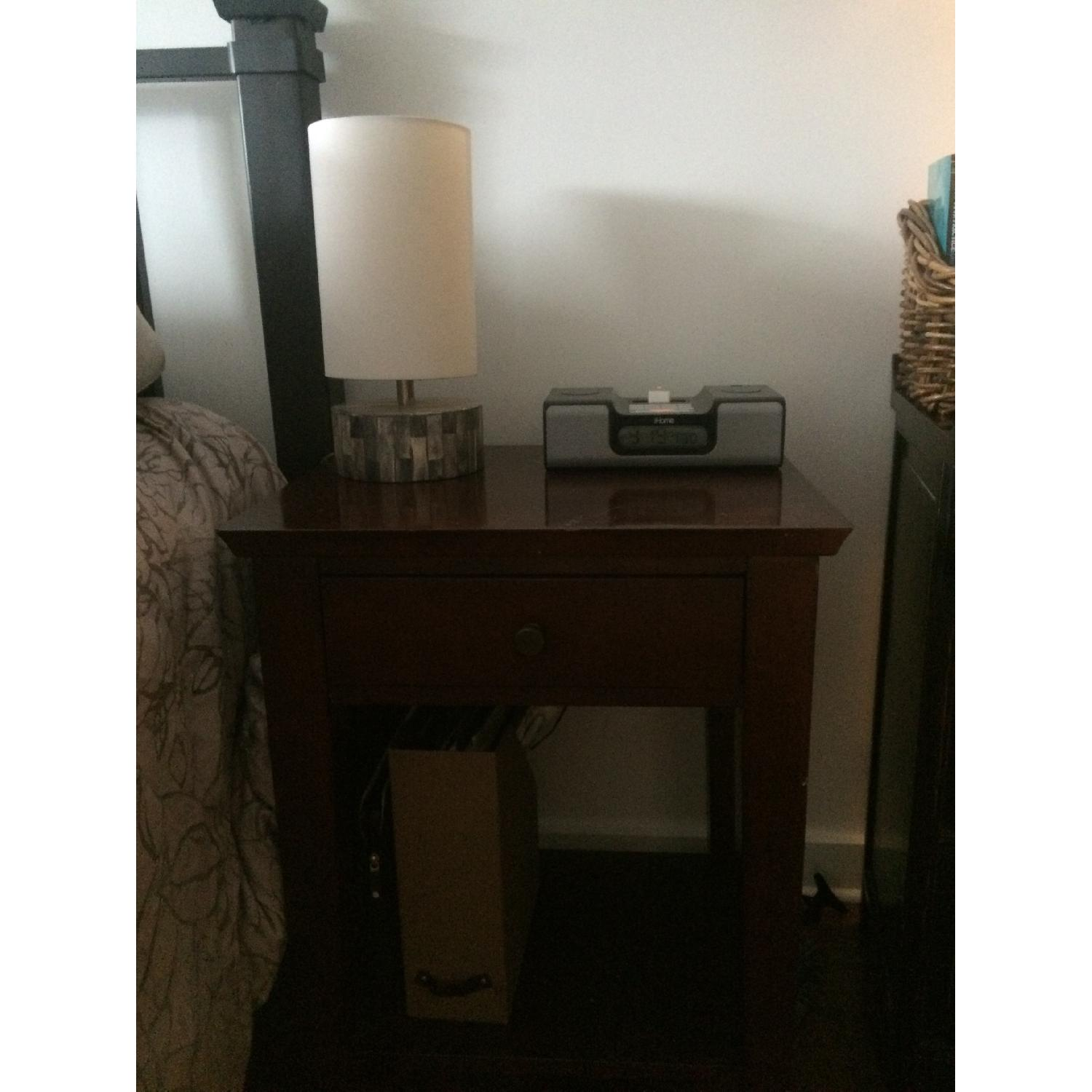 Lillian August Solid Wood Side Table - image-5