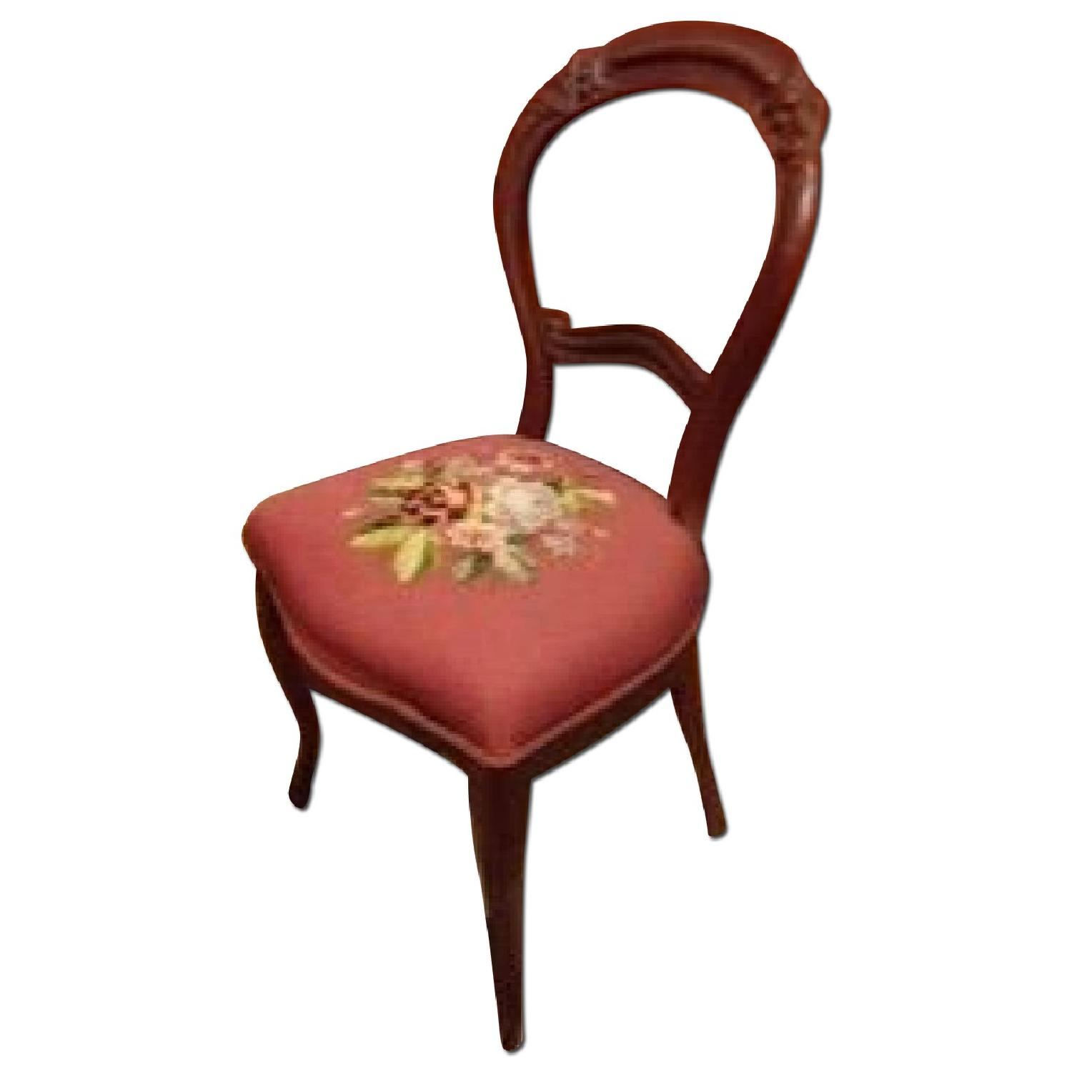 vintage Accent Chairs - image-0