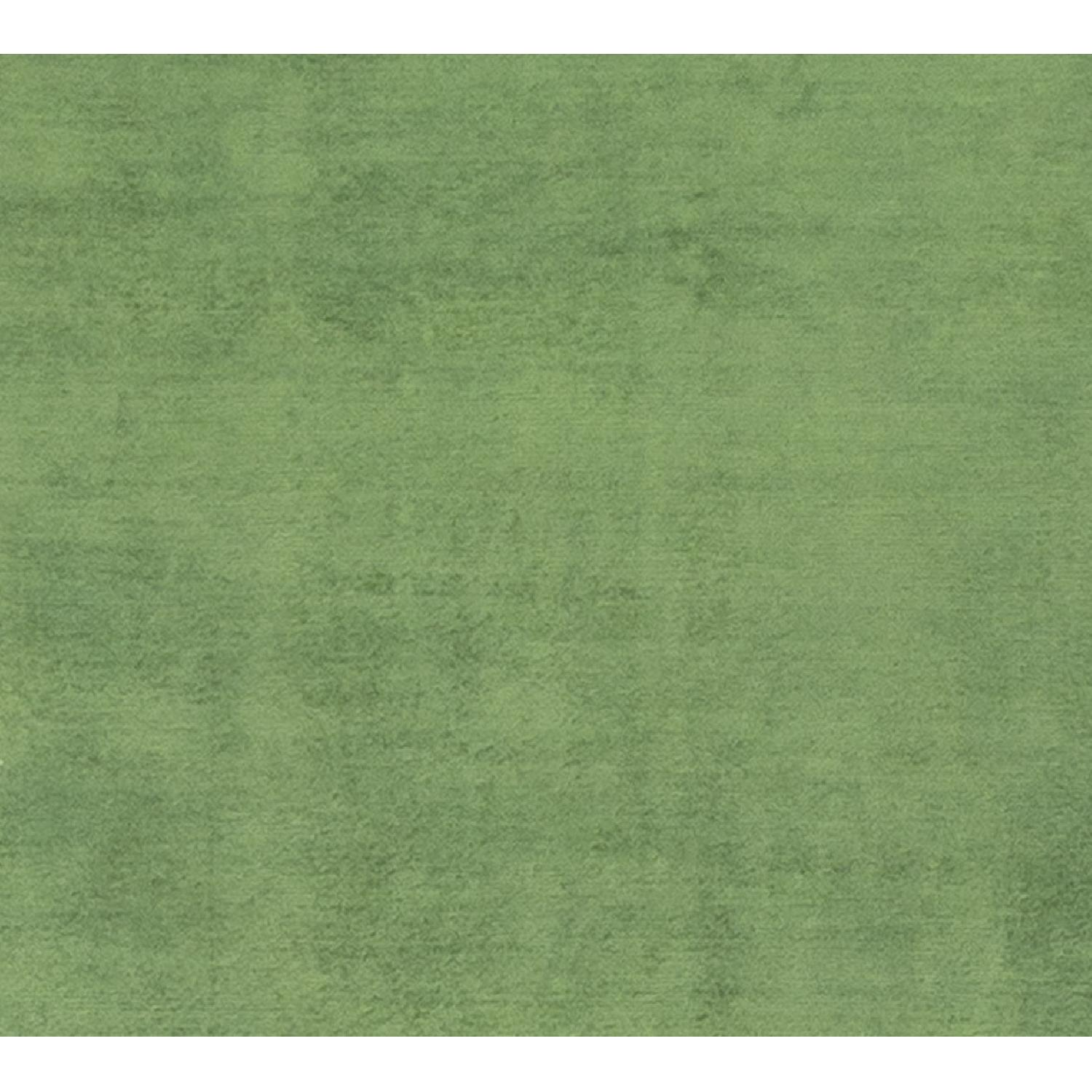 Modern Contemporary Hand Knotted Wool Rug in Green/Red - image-1