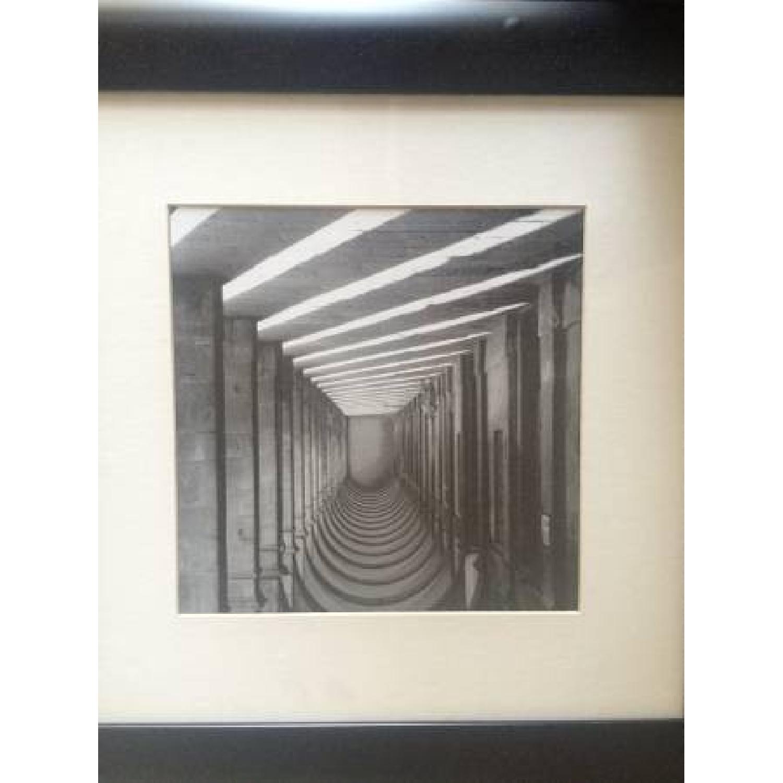 4 Wall Art + Wall Mirror - image-3