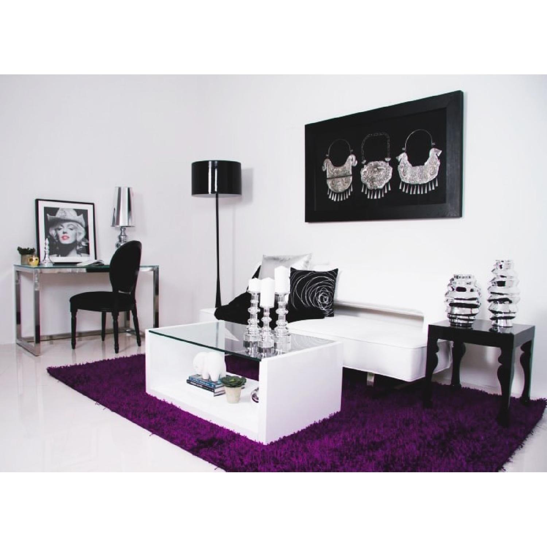 Modani Flavia White Coffee Table - image-4