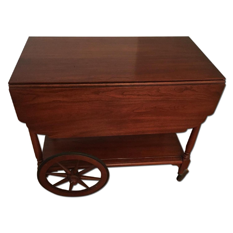 Henkel Harris Tea Cart - image-0