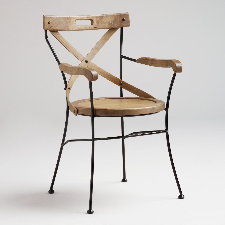 World Market Chair - image-1