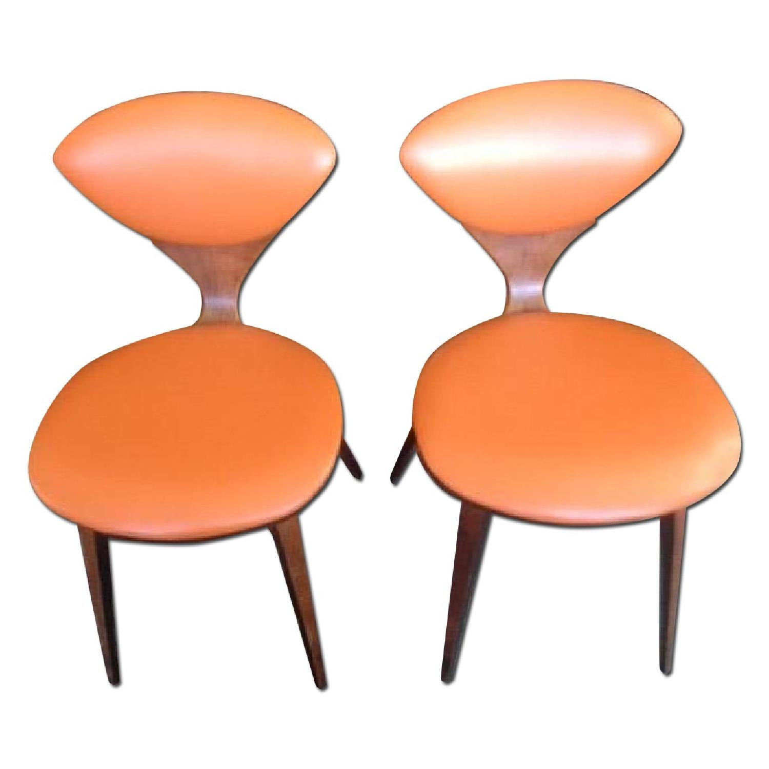 Norman Cherner Plycraft Side Chairs - image-0