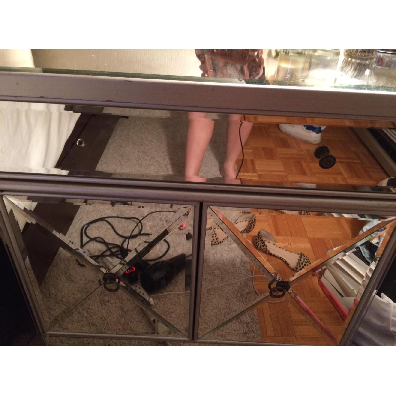 Mirrored Nightstand/Dresser - image-4