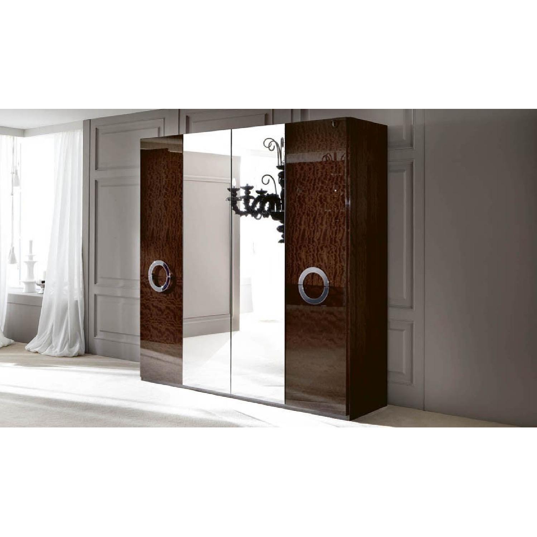 Alf Torino 4 Door Swinging Wardrobe - image-2