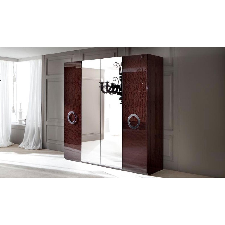 Alf Torino 4 Door Swinging Wardrobe - image-3