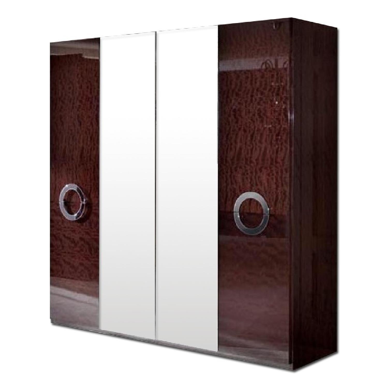 Alf Torino 4 Door Swinging Wardrobe - image-0