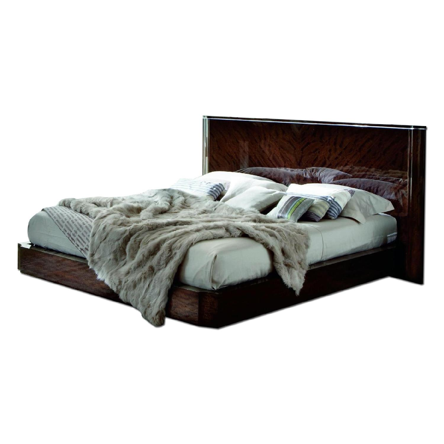 Alf Uno Spa King Size Platform Bed - AptDeco