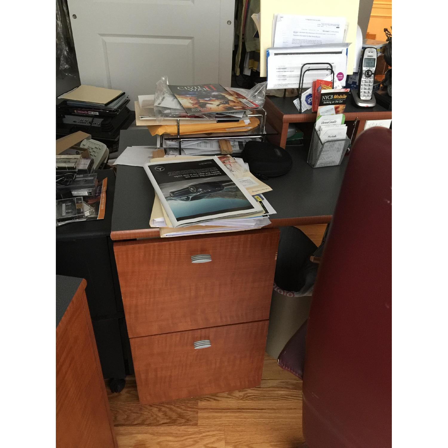 Office Desk & Chair - image-1