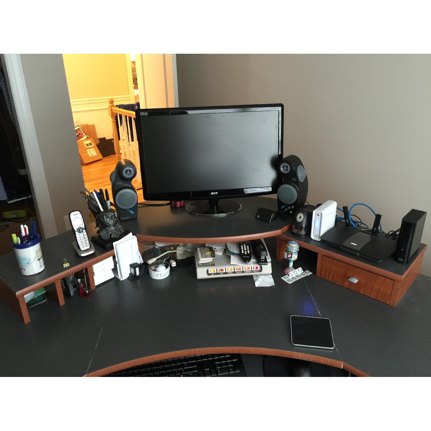 Office Desk & Chair - image-6