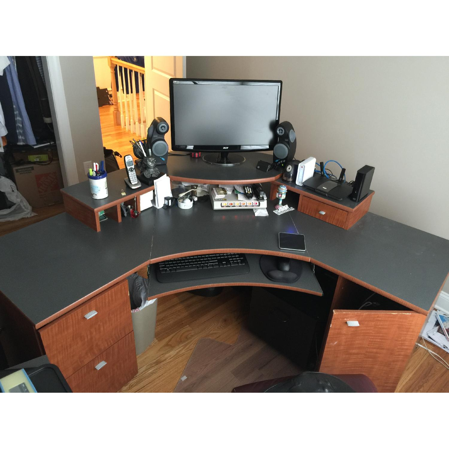 Office Desk & Chair - image-7