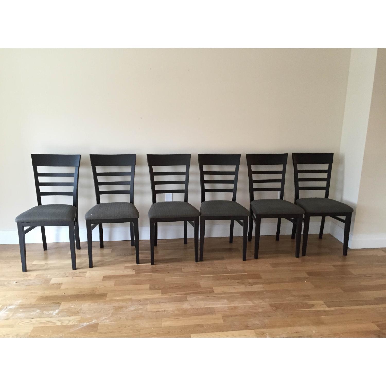 Room & Board Verona Dining Chairs - image-5