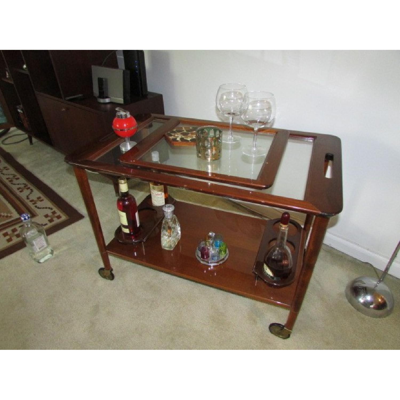 Vintage Tea/Bar Cart - image-1