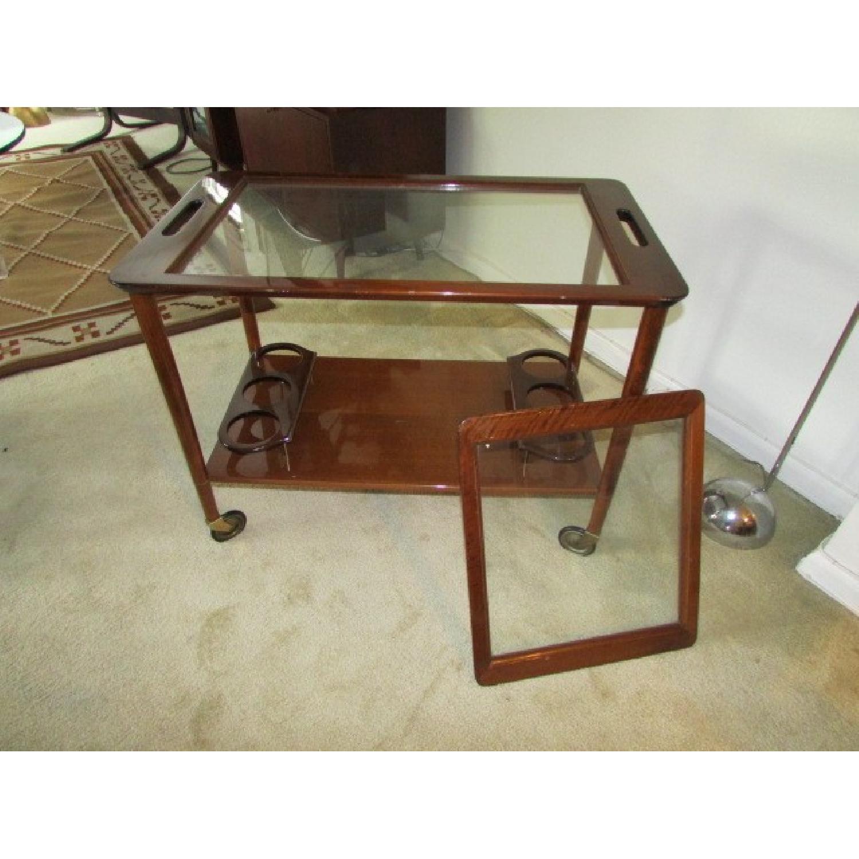 Vintage Tea/Bar Cart - image-2