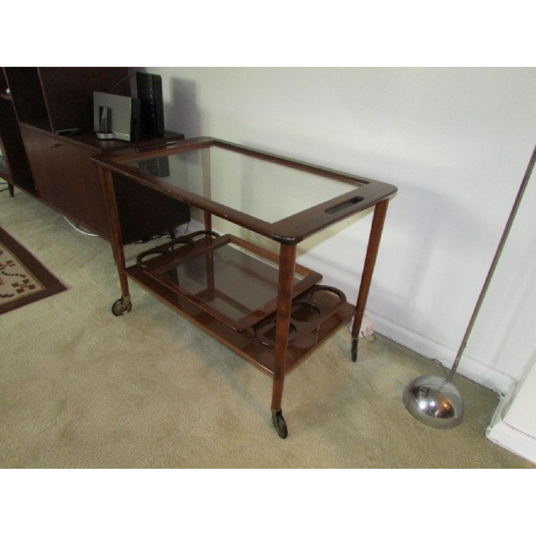 Vintage Tea/Bar Cart - image-3
