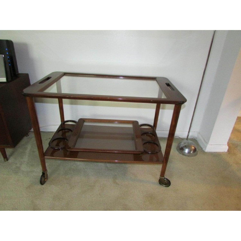 Vintage Tea/Bar Cart - image-4
