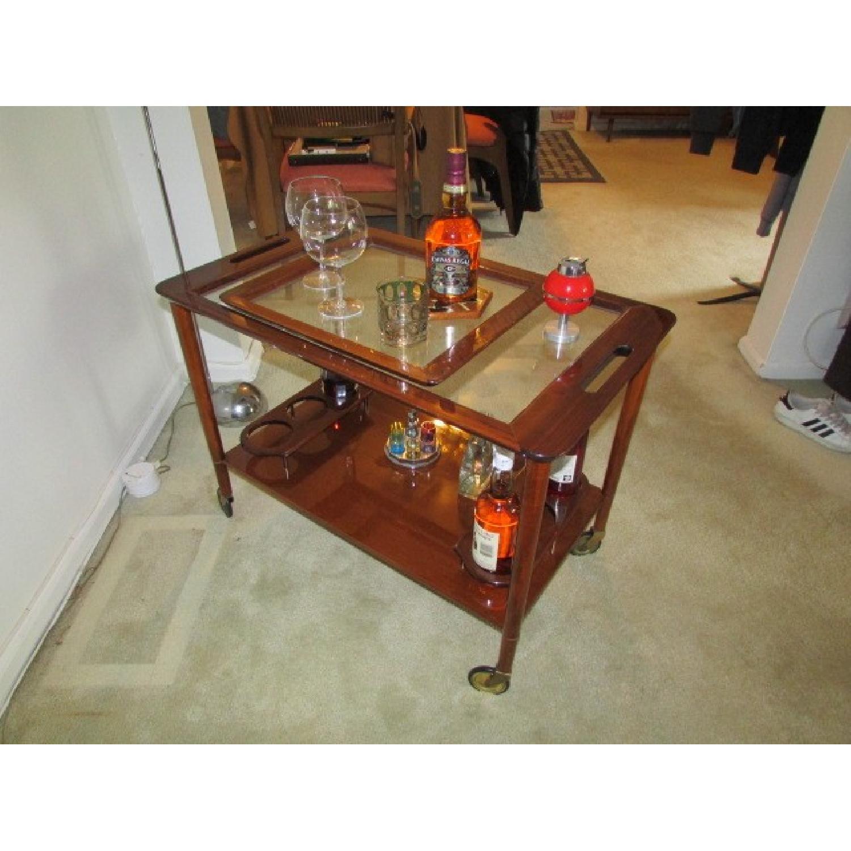 Vintage Tea/Bar Cart - image-5