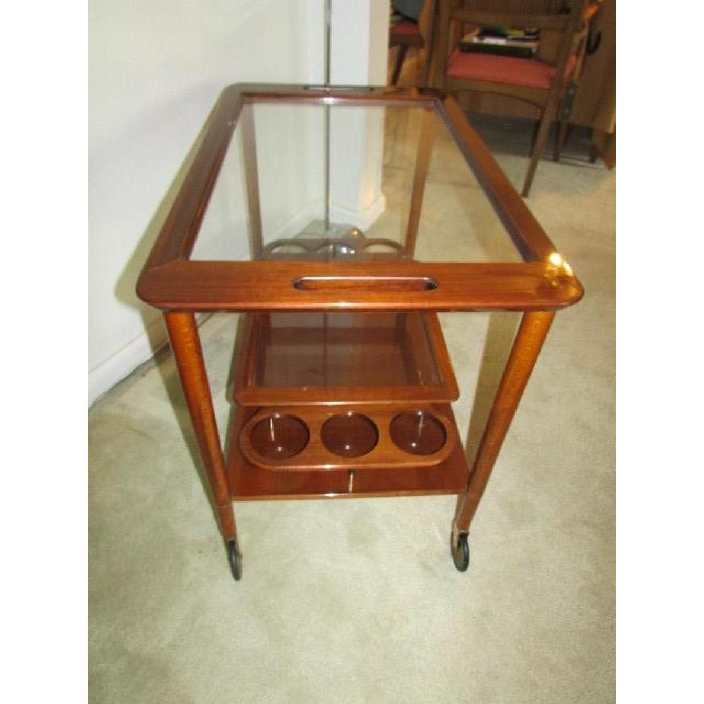 Vintage Tea/Bar Cart - image-7