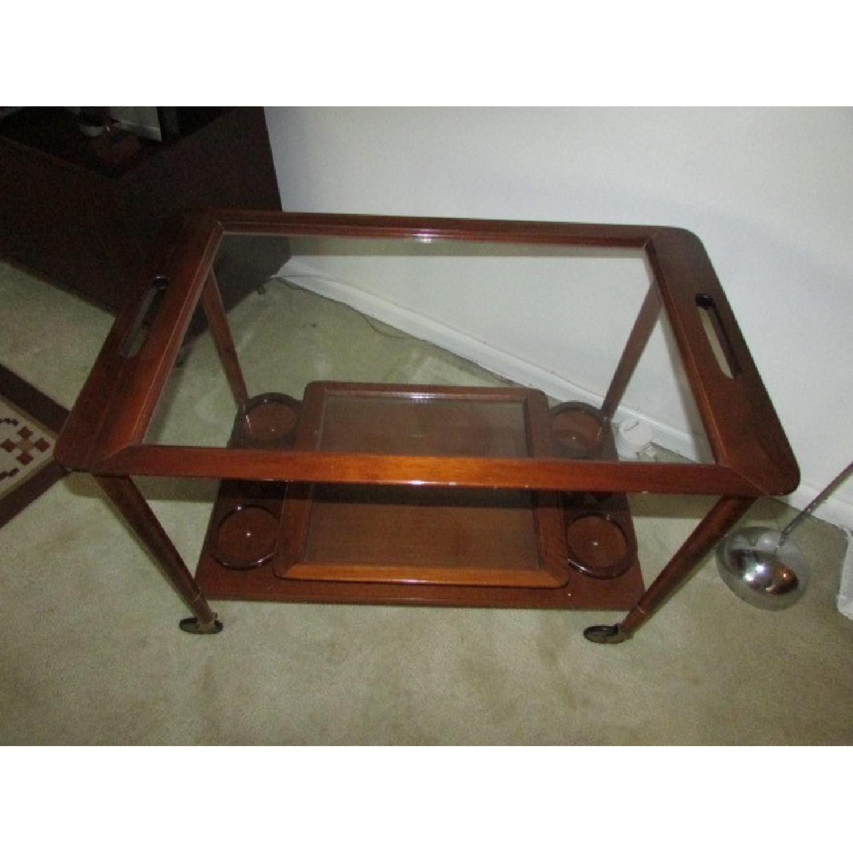 Vintage Tea/Bar Cart - image-8