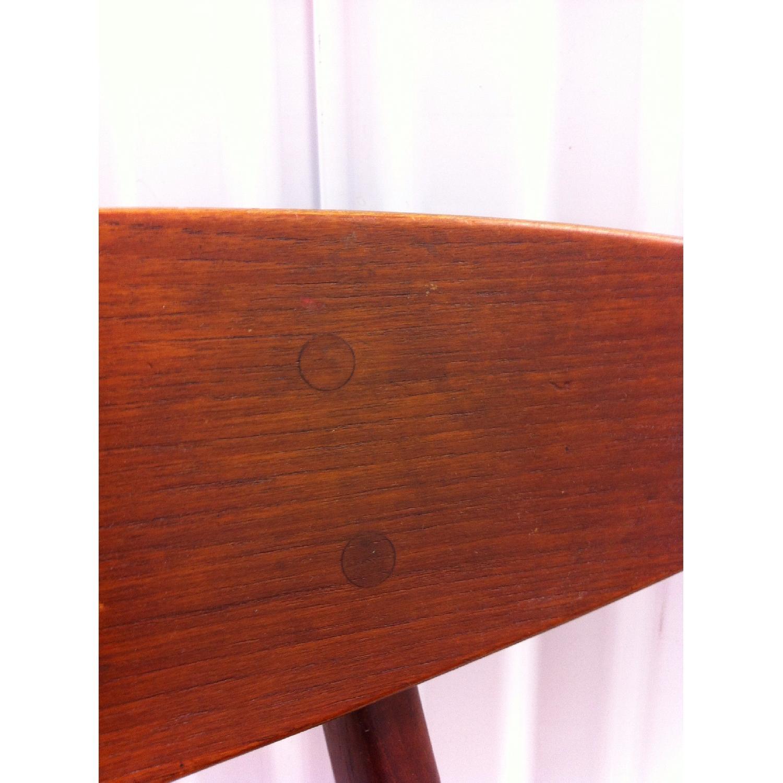 Vintage Mid-Century Danish Modern Klismos Chair by Vilhelm Wohlert for Soborg Mobler - image-6