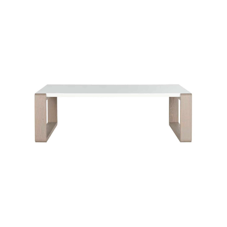 Safavieh Birch & Lacquer Modern Coffee Table - image-0