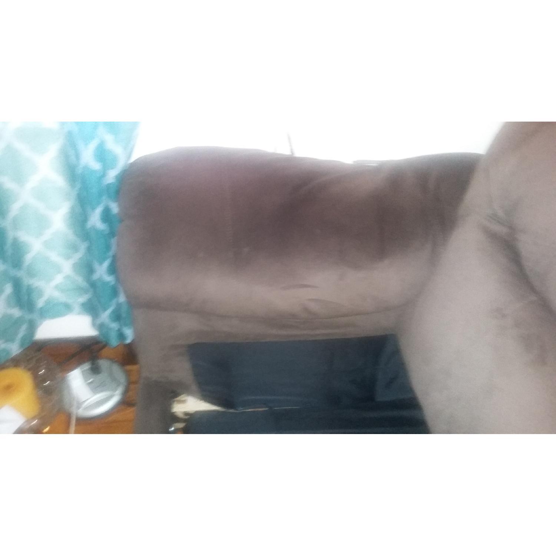 Bob's Queen Size Sleeper Sofa - image-1