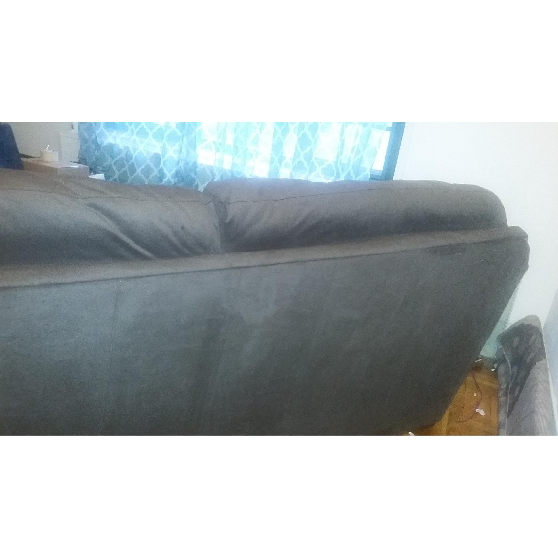 Bob's Queen Size Sleeper Sofa - image-9