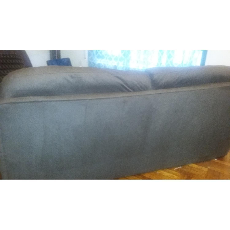 Bob's Queen Size Sleeper Sofa - image-11