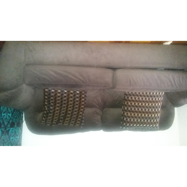 Bob's Queen Size Sleeper Sofa - image-19