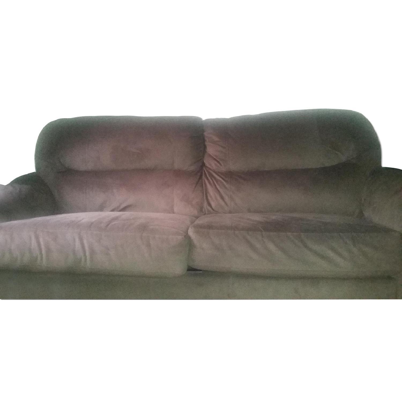 Bob's Queen Size Sleeper Sofa - image-0